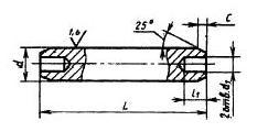 Штифт ГОСТ 10774-80 Цилиндрический заклепочный