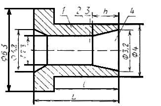 Заклепка ГОСТ 26805-86 трубчатая
